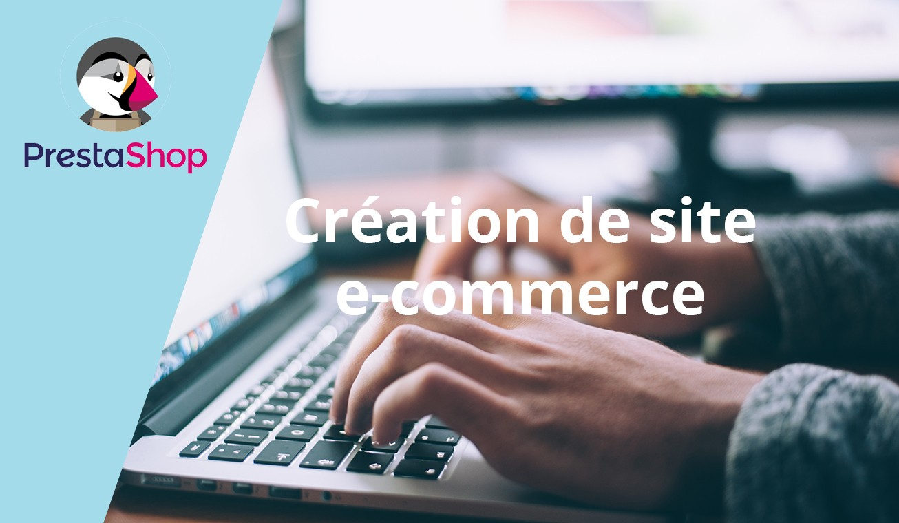 Prestashop - Site e-commerce - JL Consulting Web
