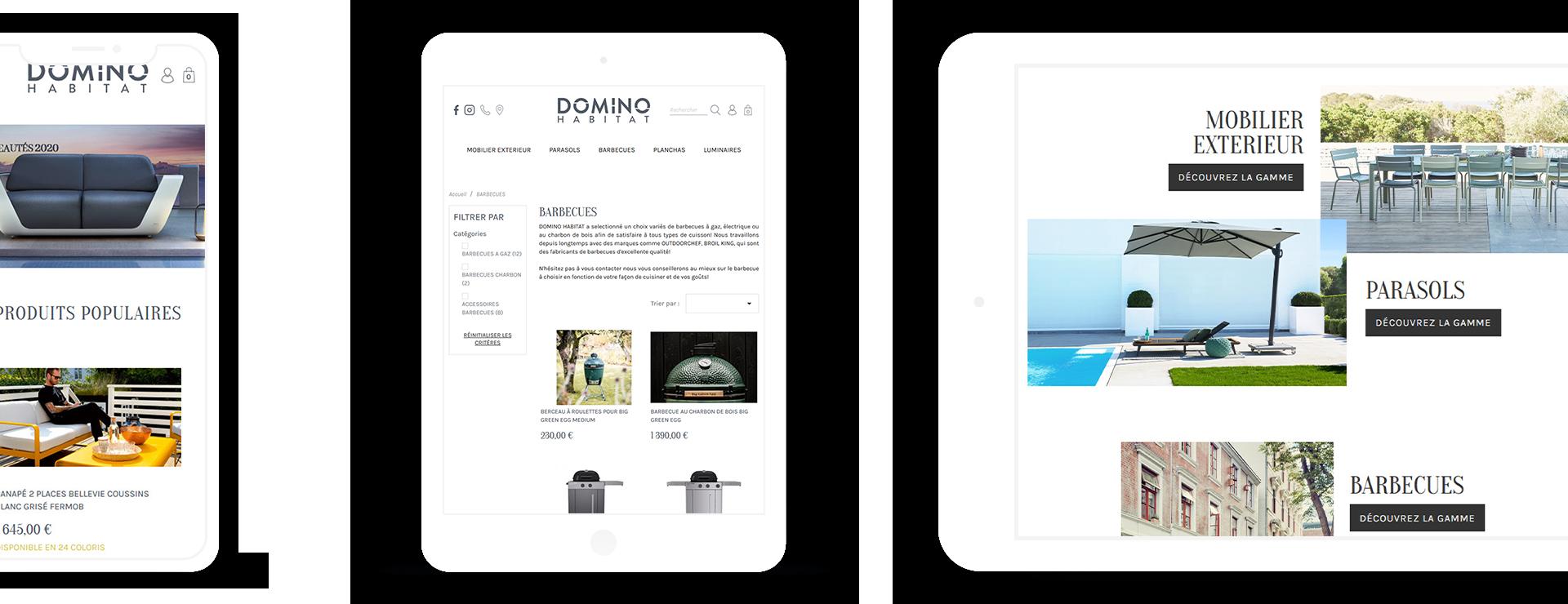 Domino habitat site web 2