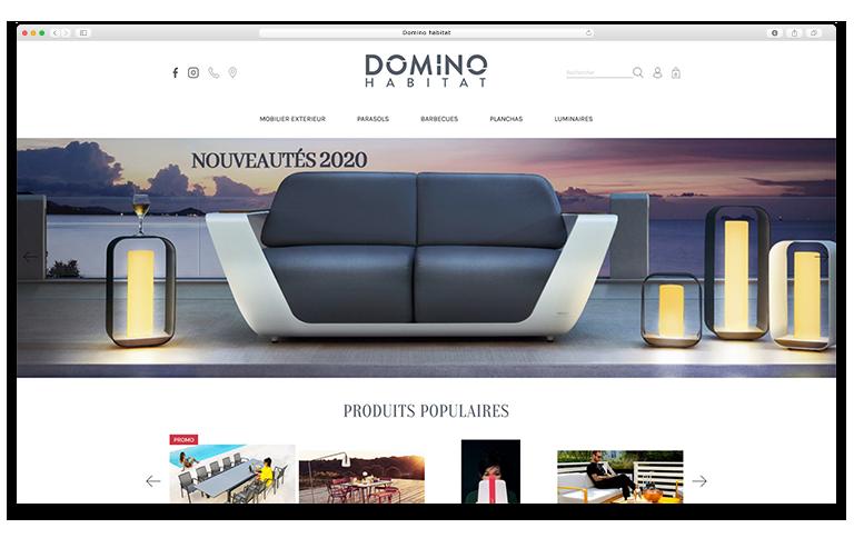 Domino habitat site web 3
