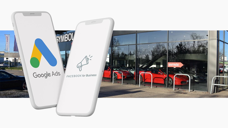 symbol cars ads
