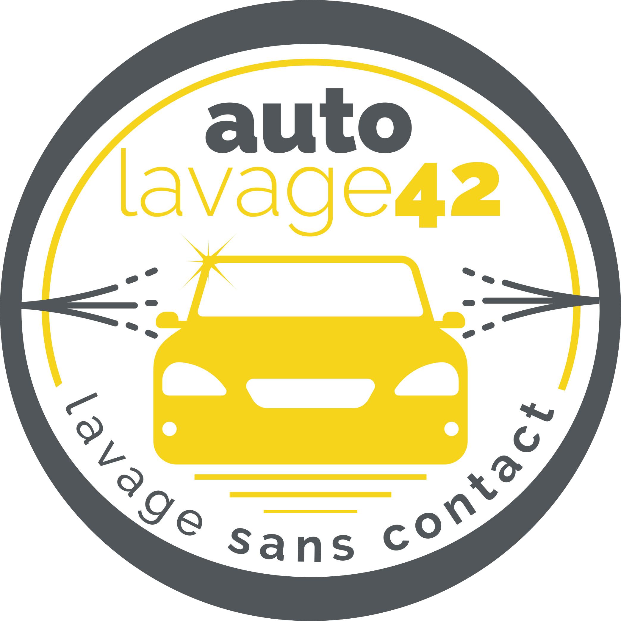logo auto lavage 42