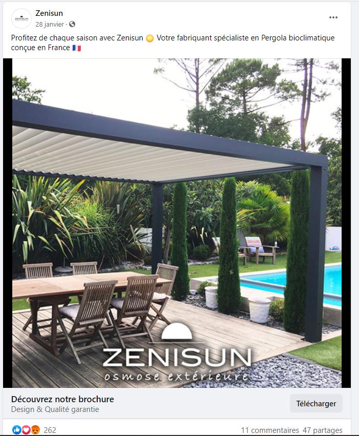 objectif generation de prospects - Zenisun