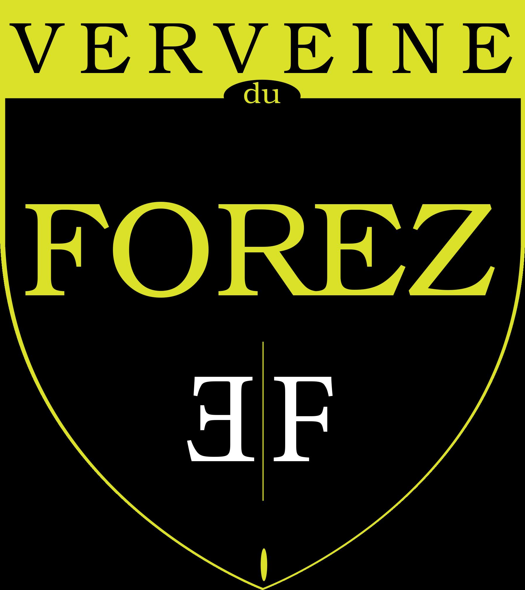 Logo Verveine du Forez